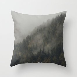 Take me home - Landscape Photography Throw Pillow