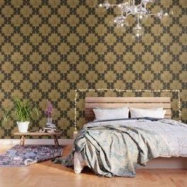 Glamour & Bloom Wallpaper