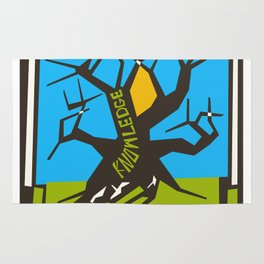 Tree Of Knowledge Rug