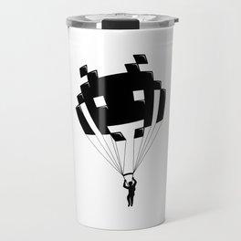 Invader Travel Mug