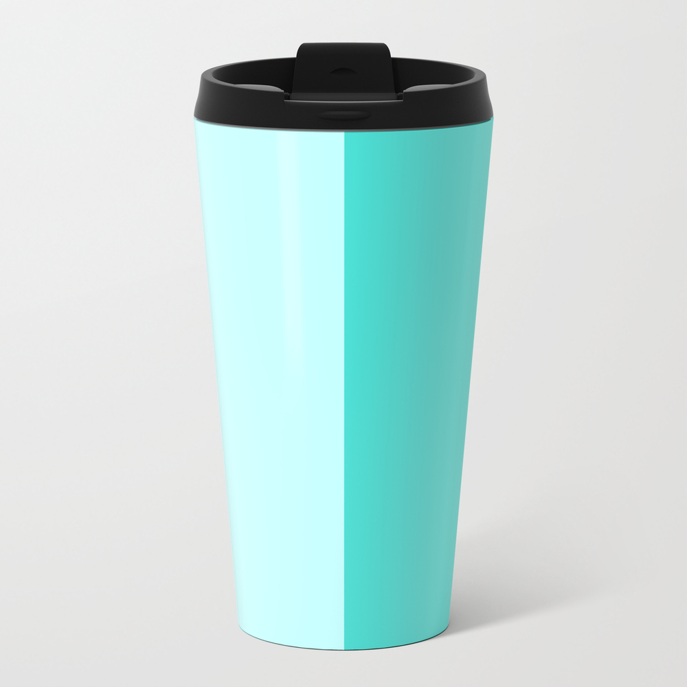 Palette 1 Metal Travel Mug by Erstudiome MTM8910222