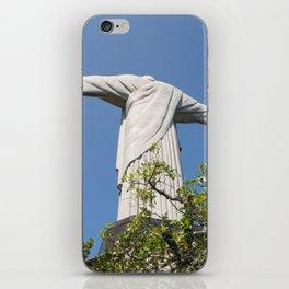 Corcovado, Cristo Redentor, Brasil iPhone Skin