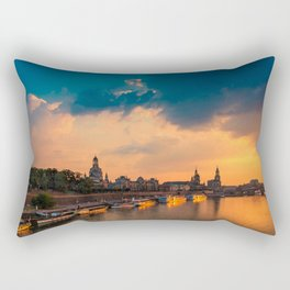 DRESDEN 02 Rectangular Pillow
