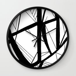 STRUCTURAL ORBE Wall Clock