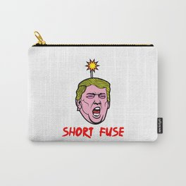 Short Fuse Carry-All Pouch