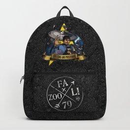 Live Long and Prospurrr... Backpack