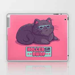 Holler At Your Bwop Laptop & iPad Skin