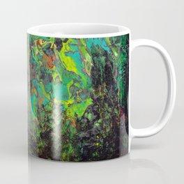 Abstract Distressed #2 Coffee Mug