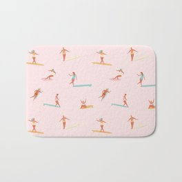 Sea babes Bath Mat