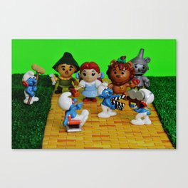 Oz Reboot Canvas Print