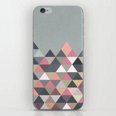 Nordic Combination 13 iPhone & iPod Skin
