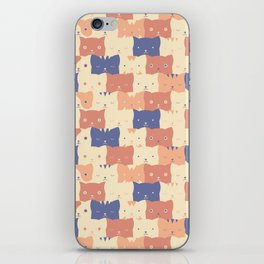 Clowder iPhone Skin