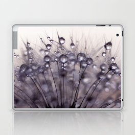 dandelion purple III Laptop & iPad Skin
