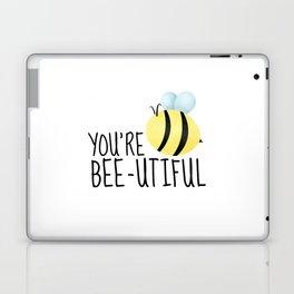You're Bee-utiful Laptop & iPad Skin