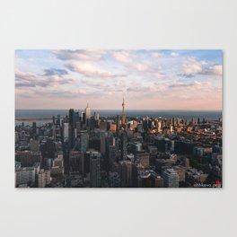 One Bloor Canvas Print