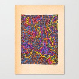 - songe - Canvas Print