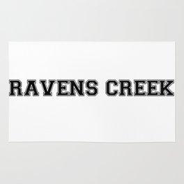 RAVENS CREEK blk Rug