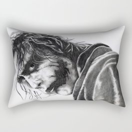 The joker - Heath Ledger Rectangular Pillow