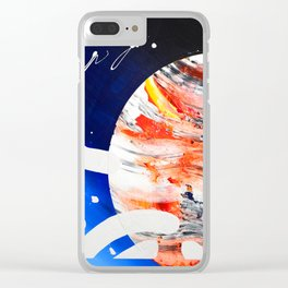 DETECT - DEFECT Clear iPhone Case