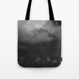 Dark Island Day Tote Bag
