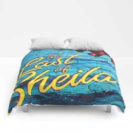 The Last of Sheila Comforters