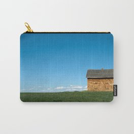 Small Farm House Carry-All Pouch