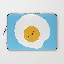 Kawaii Fried Egg Laptop Sleeve