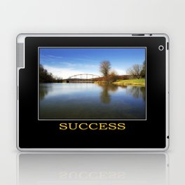 Inspirational Success Laptop & iPad Skin