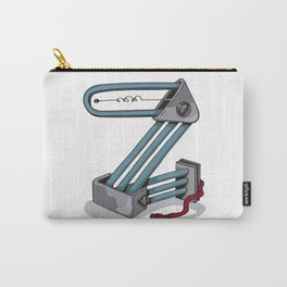MACHINE LETTERS - Z Carry-All Pouch