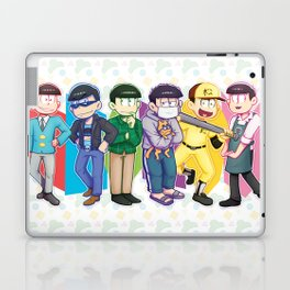 NEET parade casual outfits Laptop & iPad Skin