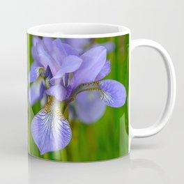 Siberian Iris by Teresa Thompson Coffee Mug
