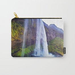 Seljalandsfoss Waterfall in Southern Iceland (1) Carry-All Pouch