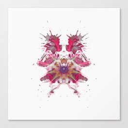 Inkdala LXXIII Canvas Print