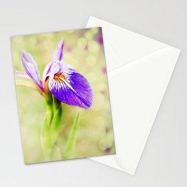 Iris (2) Stationery Cards