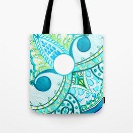 angha Tote Bag