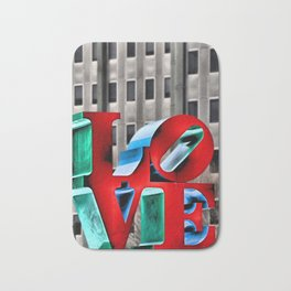 Love from Philly Bath Mat