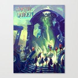 The Roque Queen Canvas Print