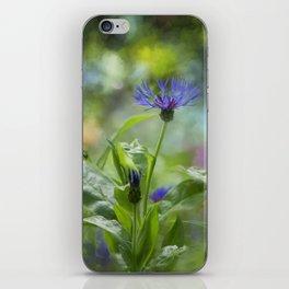 Splendor in the Garden iPhone Skin