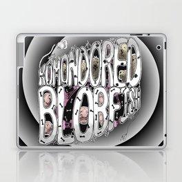 Komondored Blobfish Logo Laptop & iPad Skin