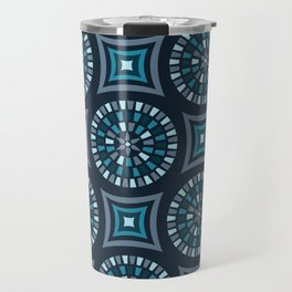 Ocean Burst Travel Mug
