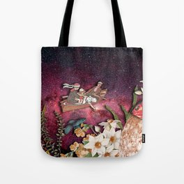 BEFORE THE END Tote Bag