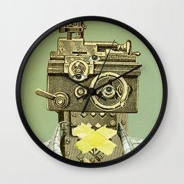 Machine Head R1 Wall Clock