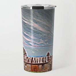Deserted - HDR Travel Mug