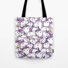 a lot of unicorns Tote Bag