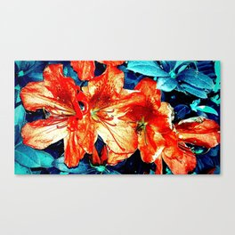 Shifted Canvas Print
