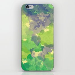 Abstract painting X 0.4 iPhone Skin