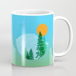 Rainier or Shine Coffee Mug