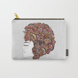 Her Hair - Les Fleur Edition Carry-All Pouch