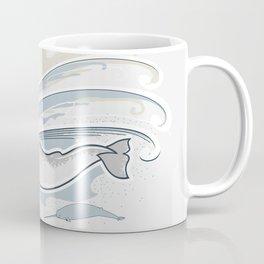The Friendly Narwhal Coffee Mug