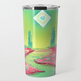 PHAZED PixelArt 3 Travel Mug